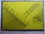 Sellos de America - Venezuela -  1976 Primer Aniversario de la Nacionalización del Hierro