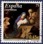 Sellos de Europa - España -  Edifil 3836 Navidad 2001 0,45