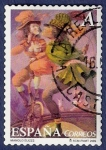 Stamps Spain -  Edifil 4137 Manolo Elices A