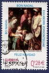 Stamps Spain -  Edifil 4194 Navidad 2005 0,28