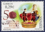 Sellos del Mundo : Europa : España :  RESERVADO Edifil 4265 Vendimia riojana 0,29
