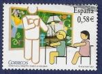 Sellos de Europa - España -  Edifil 4308 Homenaje al maestro 0,58