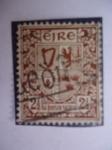 Stamps Ireland -  Escudo de Armas
