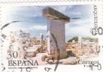 Sellos de Europa - España -  TAULA DE TORRALBA- MENORCA  (9)