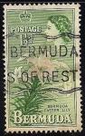 Sellos de America - Bermudas -  Lirios de pascua.