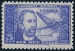 Stamps Spain -  ESPAÑA 983 DIA DEL SELLO. DOCTOR THEBUSSEM
