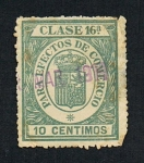 Stamps Spain -  CLASE 16