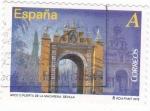 Sellos de Europa - España -  PUERTA DE LA MACARENA (9)