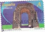Sellos de Europa - España -  ARCO ROMANO DE CAMPARRÁ, CÁCERES  (9)