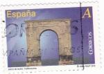 Stamps Spain -  ARC DE BARÁ, TARRAGONA (9)