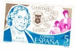 Sellos de Europa - España -  CENTENARIO DE LA SALLE (9)