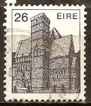 Sellos del Mundo : Europa : Irlanda : Capilla de Cormac.