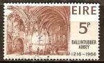Sellos del Mundo : Europa : Irlanda : 750 aniversario de la Abadía Ballintubber.