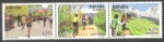 Stamps Spain -  Deporte para todos