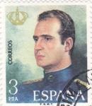 Stamps Spain -  D. JUAN CARLOS I   (9)