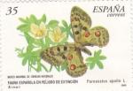 Sellos de Europa - España -  FAUNA ESPAÑOLA EN PELIGRO (9) DE EXTINCIÓN