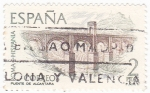 Stamps : Europe : Spain :  PUENTE DE ALCÁNTARA (9)