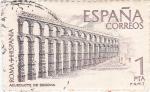 Sellos de Europa - España -  ACUEDUCTO DE SEGOVIA  (9)