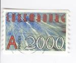 Sellos de Europa - Luxemburgo -  Luxemburgo 2000
