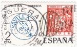 Sellos de Europa - España -  DÍA MUNDIAL DEL SELLO  (9)