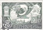 Stamps Spain -  DÍA DEL SELLO (9)