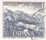 Stamps Spain -  TURISMO- CRUZ DE TEJEDA- LAS PALMAS (9)