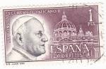 Sellos de Europa - España -  JUAN XXIII  (9)