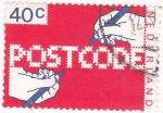 Stamps Netherlands -  CODIGOS POSTALES