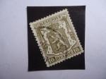 Sellos de Europa - Bélgica -  Escudo de Armas - Belgique-Belgie