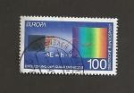 Stamps Germany -  Teoría cuántica por Max Planck