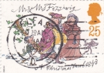 Stamps United Kingdom -  MR Y MRS FIZIWIG- CUENTOS NAVIDEÑOS