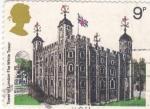 Stamps United Kingdom -  TORRE DE LONDRES