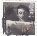 Stamps United Kingdom -  PETER SELLERS- ACTOR