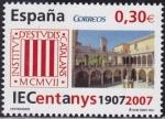 Stamps : Europe : Spain :  Centenarios