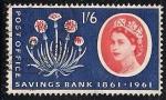 Sellos de Europa - Reino Unido -  Centenario de la Caja Postal de Ahorros.
