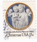 Sellos de America - Estados Unidos -  CHRISTMAS- ANDREA DELLA ROBBIA: NATIONAL GALLERY