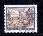 Sellos de Europa - Austria -  Monasterio de Schlägl