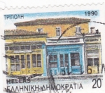 Stamps Greece -  EDIFICACIÓN