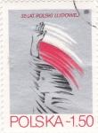 Sellos de Europa - Polonia -  35 AÑOS DEL FOLKLORE POLACO
