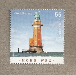 Stamps Germany -  Faros