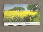 Stamps Europe - Germany -  Estaciones del año:Verano