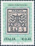 Stamps Italy -  2514 - Sello estado romano