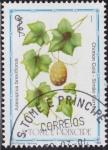 Stamps São Tomé and Príncipe -  Intercambio