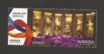 Stamps Armenia -  Expo Shanghai 2010 Pabellón sde Armenia
