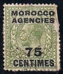 Sellos del Mundo : Africa : Marruecos : REY EDUARDO VII