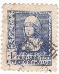 Stamps : Europe : Spain :  Isabel La Católica VENTA   (10)