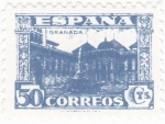 Stamps Spain -  Granada- Junta de Defensa Nacional  (10) VENTA