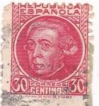 sello : Europa : España : Gaspar Melchor de Jovellanos- político (10)