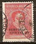 Sellos de America - Argentina -  Bernardino Rivadavia (1780-1845), político.