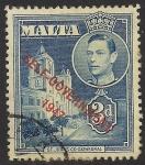 Sellos del Mundo : Europa : Malta : St. John´s Co-Cathedral.